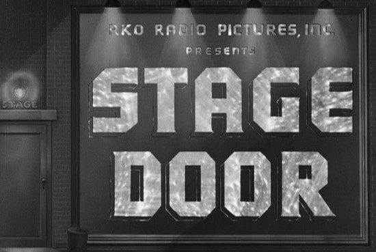 Stage Door