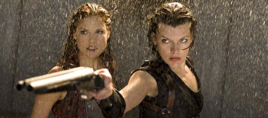 Review: Resident Evil: Afterlife