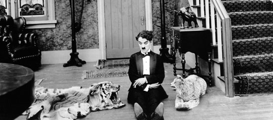 Charlie Chaplin in One A.M.
