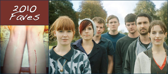 2010 in Music: #12 Los Campesinos! – Romance is Boring