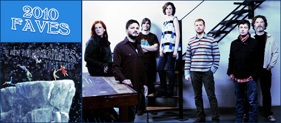2010 in Music: #6 The New Pornographers – Together