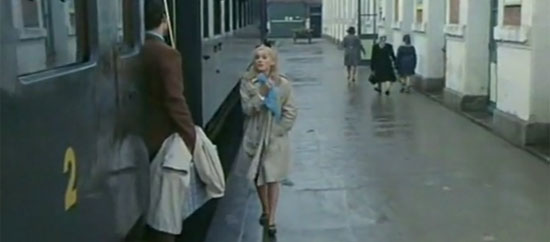 Video Clip: The Umbrellas of Cherbourg