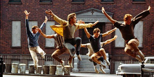West Side Story, playing Wednesday on TCM