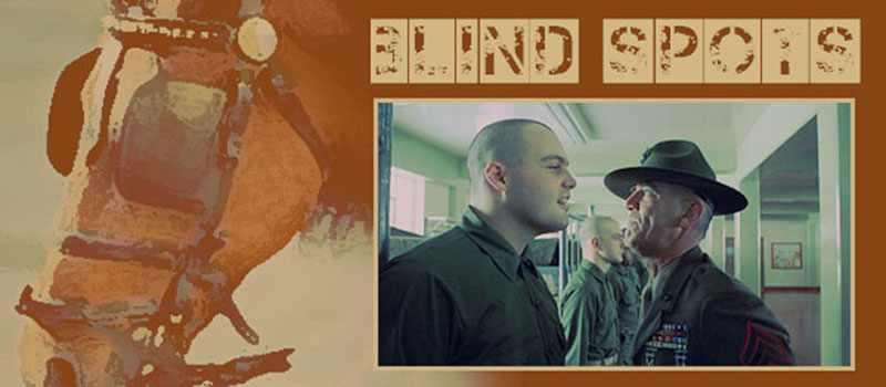 Blindspot / He Says, She Says: Full Metal Jacket