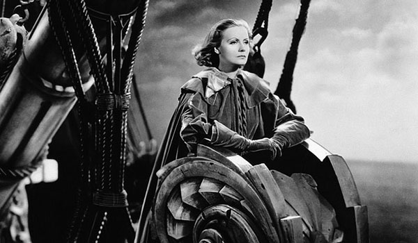 The final shot of Queen Christina (1933).