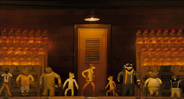 Wes Anderson's The Fantastic Mr. Fox (2009)