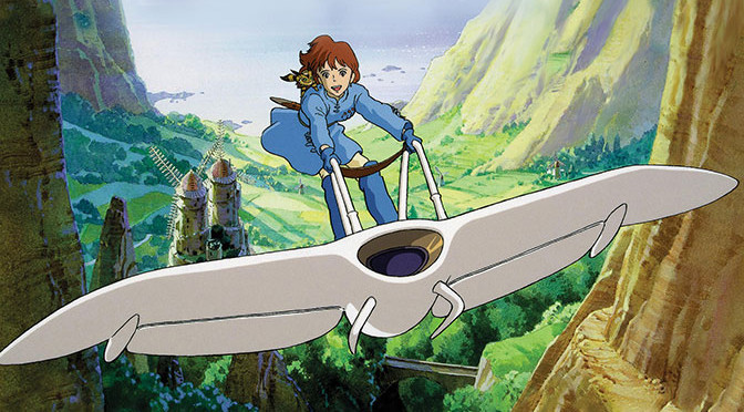 Challenge Week 30: Nausicaa of the Valley of the Wind